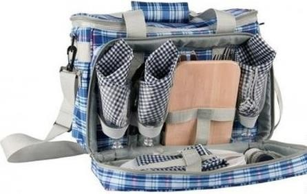 Набор для пикника KingCamp Picnic Cooler Bag-4 Checkers