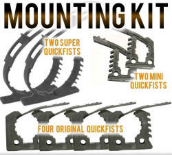 Набор креплений Quick Fist Clamp Mounting Kit (90010)