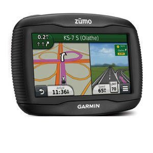 Мотонавигатор Garmin zumo 390LM PLUS Bundle