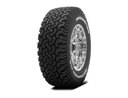 Шина BF Goodrich ALL Terrain T/A LT KO (R15)