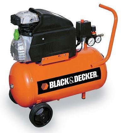 Компрессор Black&Decker CP 2525