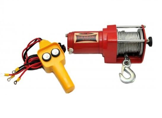 Лебедка Dragon Winch DWM 2500 ST YP
