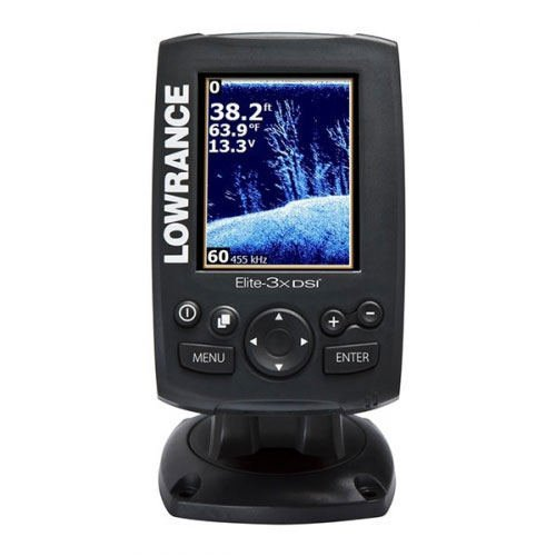 Эхолот Lowrance Elite 3x DSI NEW