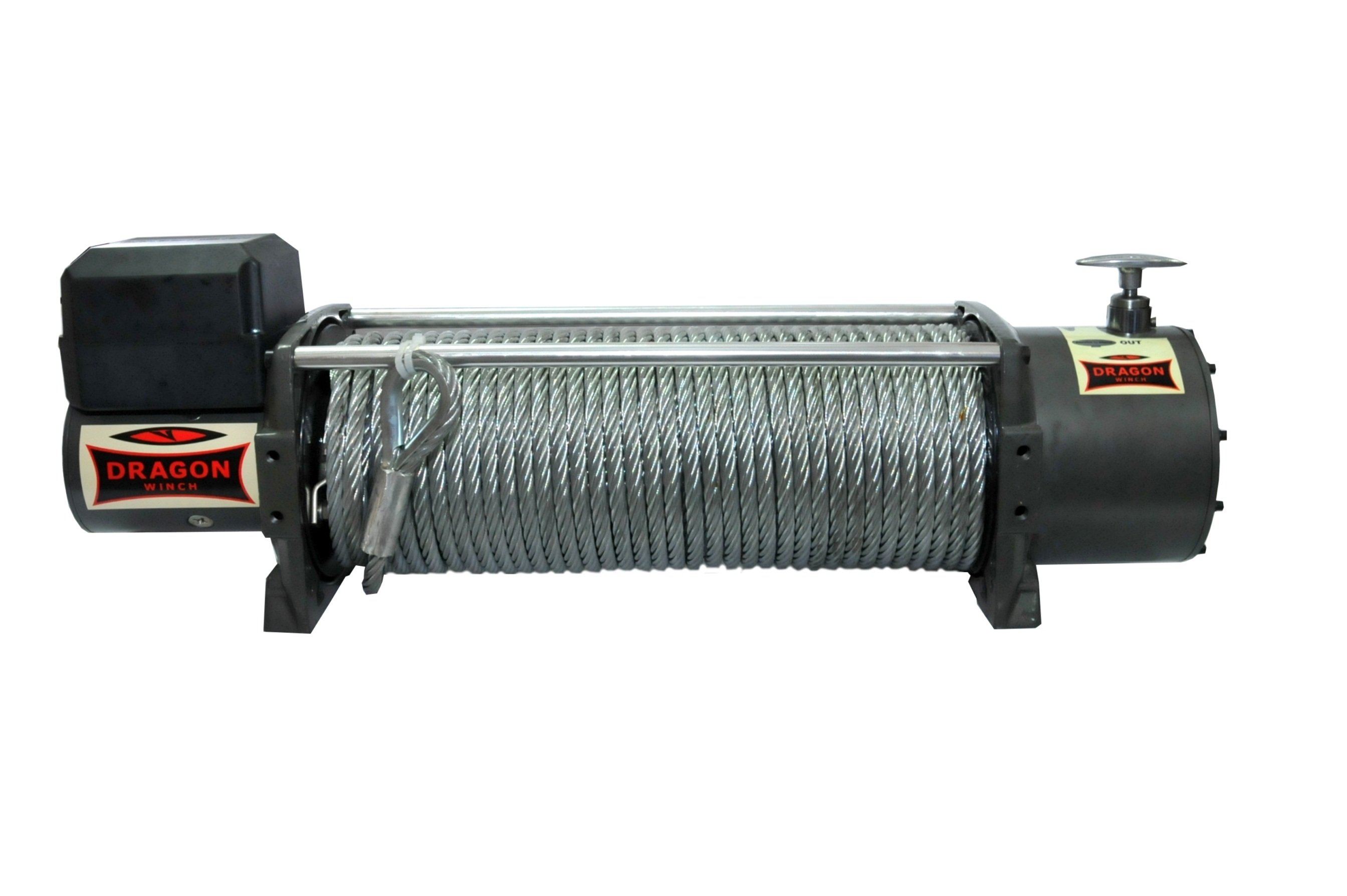 Лебедка Dragon Winch DWT 15000 HDL