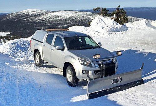 Отвал для снега Hilltip SP 2250