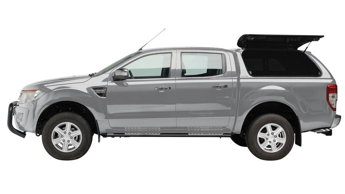 Кунг Road Ranger RH4 Profi Plus для Ford Ranger DC