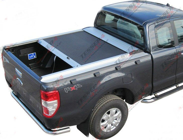Ролет Tesser на Ford Ranger T6 (New) (11/2012-) (SOT 1307 ROLL (Super cab)