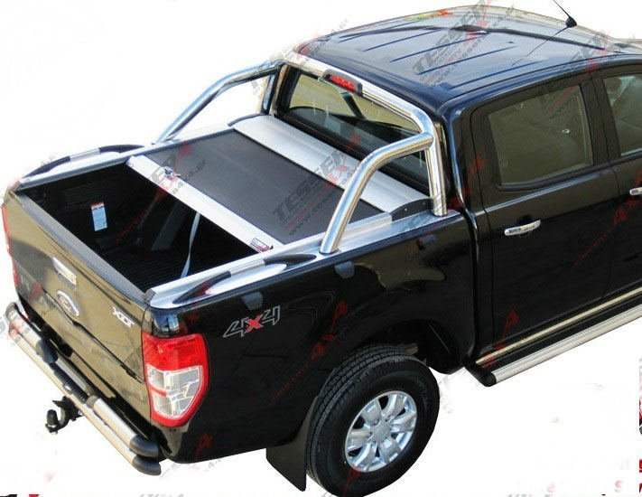 Ролет Tesser на Ford Ranger T6 (New) (11/2012-) (SOT 1306 ROLL (Double cab)