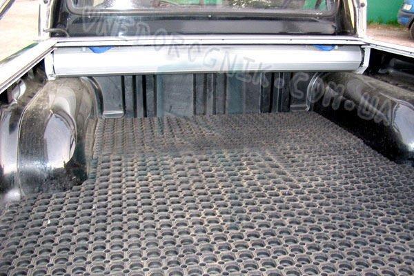 Алюминиевый вкладыш в кузов своими руками