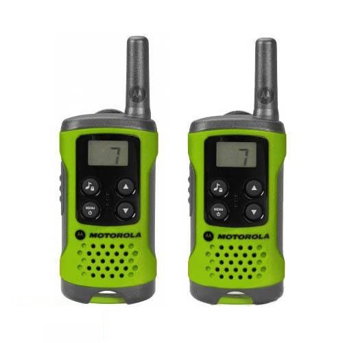 Радиостанция Motorola TLKR T41 Green Twin Pack